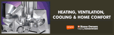 Heating,                                                           Ventilation,                                                           Cooling                                                           & Home                                                           Comfort